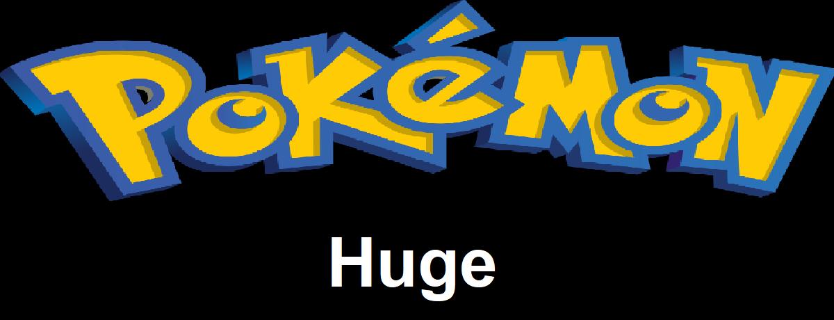 Pokemonhuge